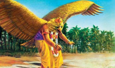 Eagle gods