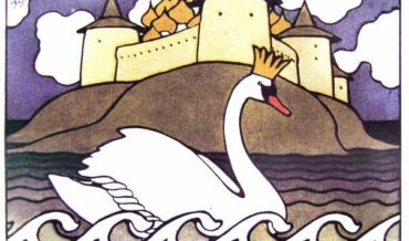 The merchant and the swan