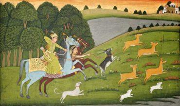 Rupmati and Baz Bahadur