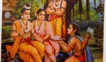 Vishnu and Kewat